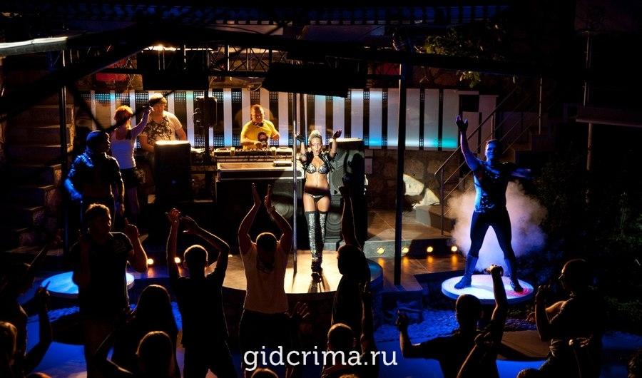 Ночной клуб черноморское модные клубы москва