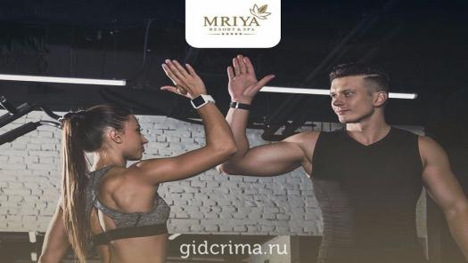 Фото Фитнес Клуб Mriya Resort & Spa