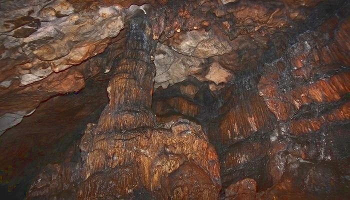 Фото Пещера Бинбаш-Коба в Крыму