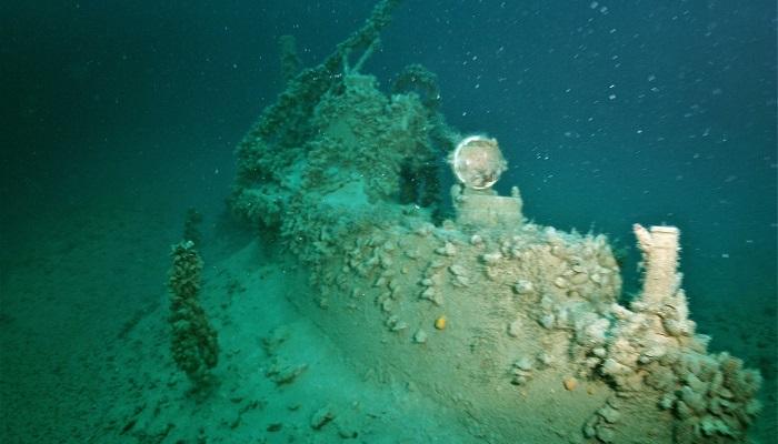 Дайвинг подводная лодка Малютка Севастополь
