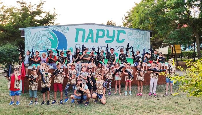 Активный отдых с детьми в Симферополе