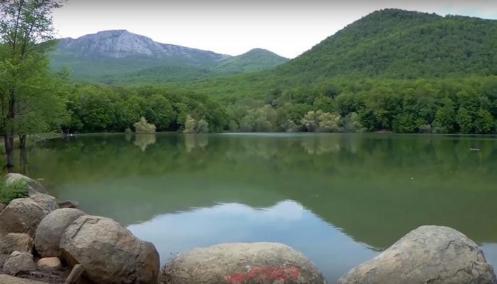Озеро Кастель
