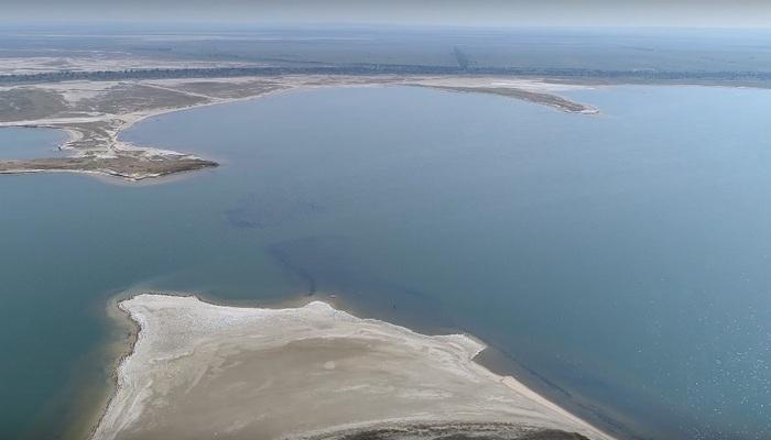 Водохранилище Крыма
