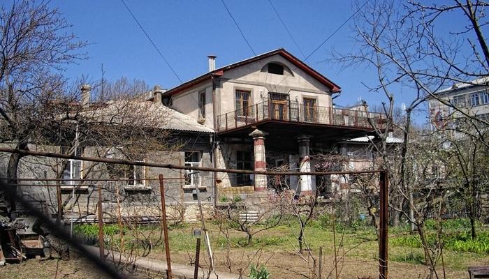 Дом Мильгаузена