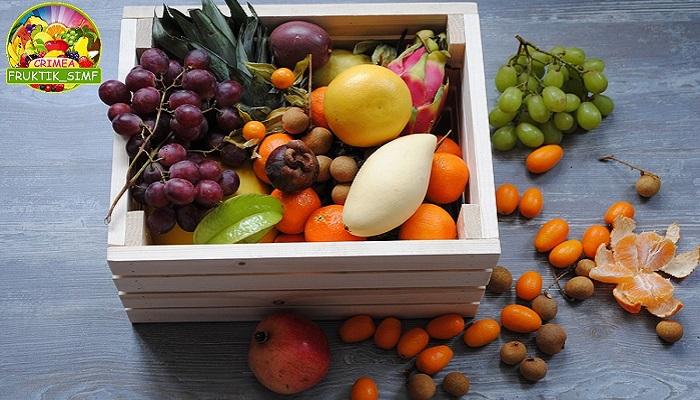 Доставка фруктов в Симферополе