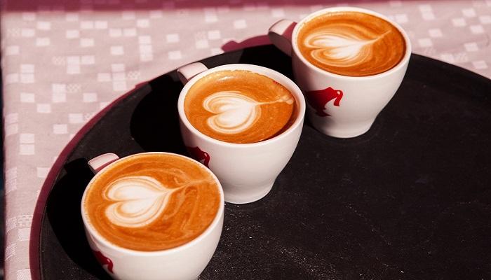 Кофе кондитерской Чао в Симферополе