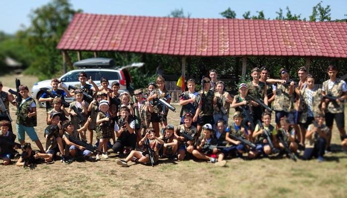Лазертаг клуб Commando Симферополь