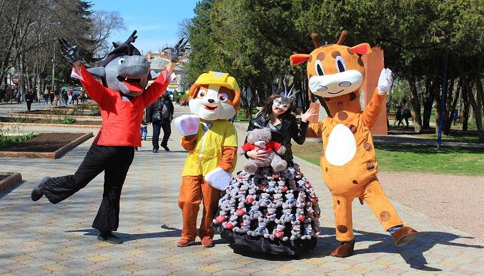 Развлечения для детей в Симферополе