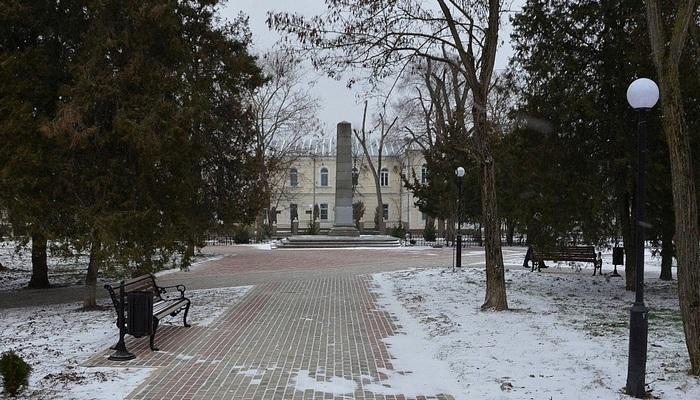 Семинарский сквер