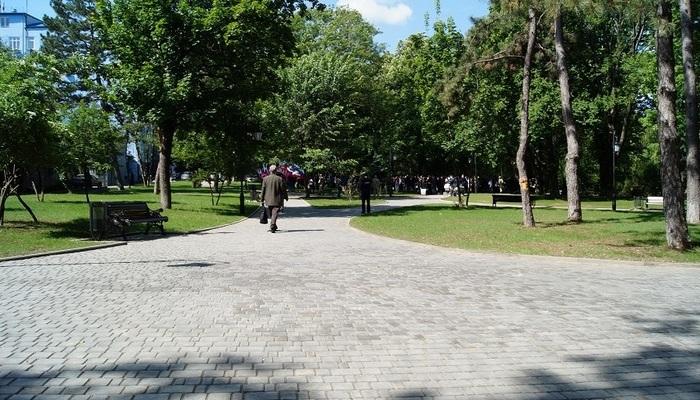 Памятник Высоцкому Симферополь