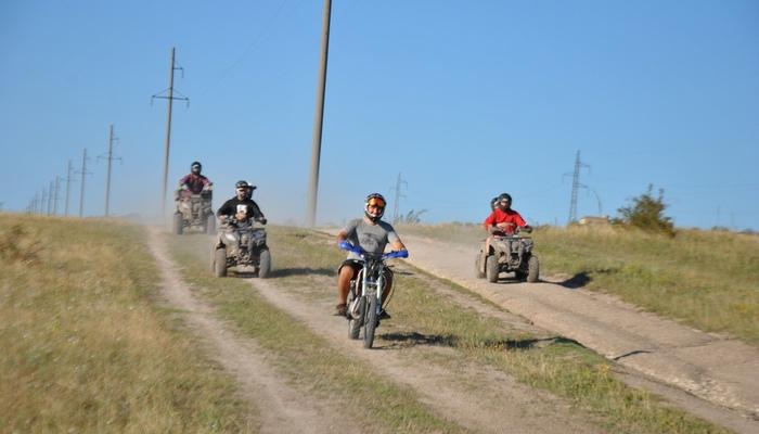 Квадроциклы Симферополь
