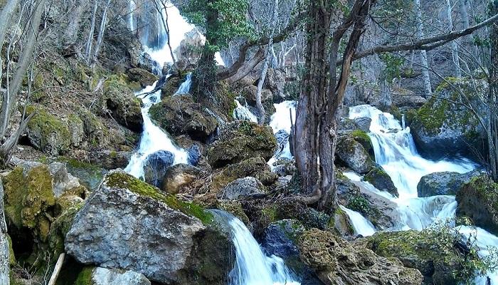 Фото Водопад Су-Учхан Крым