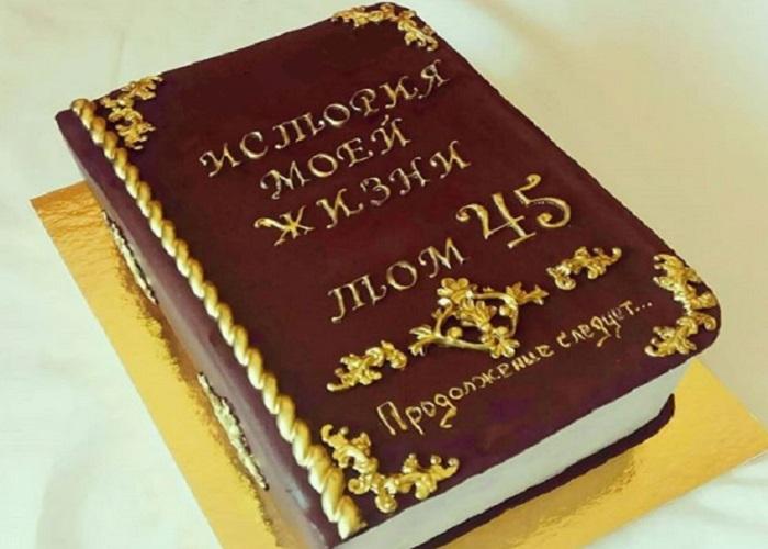Юбилейные торты в Симферополе