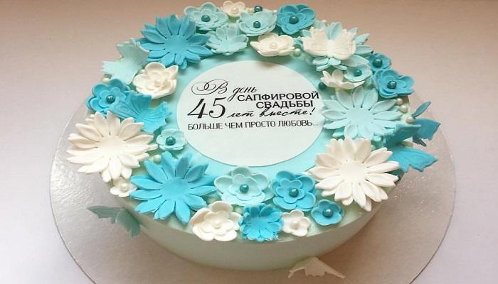 Заказать торт на юбилей в Симферополе