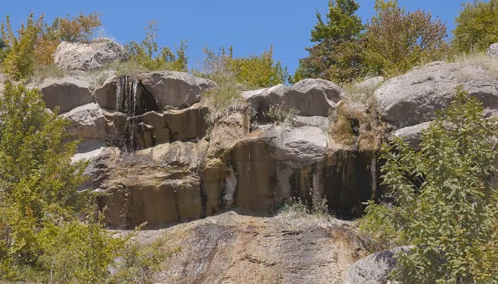 Фото Арпатский водопад