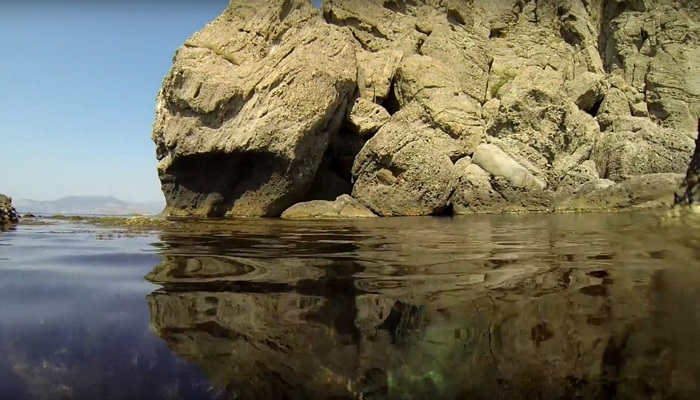 Фото Скалы бухты