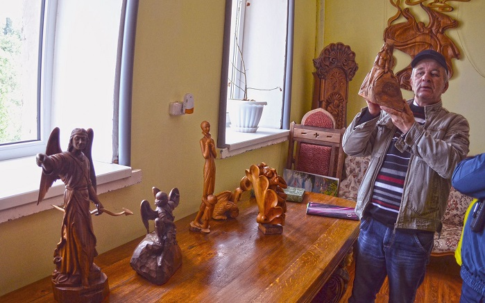 Фото Музей Дом Домовых Крым