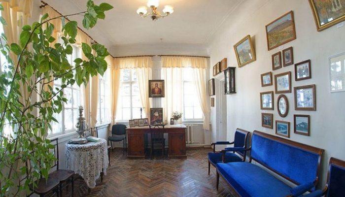 Дом-музей писателя Шмелева