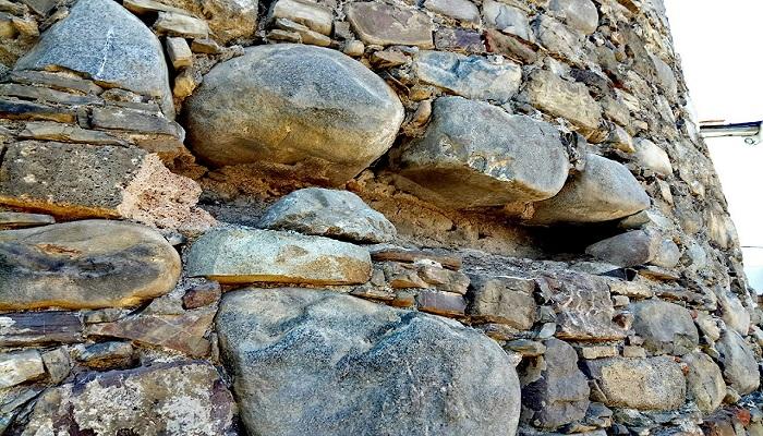 Фото Древняя каменная кладка