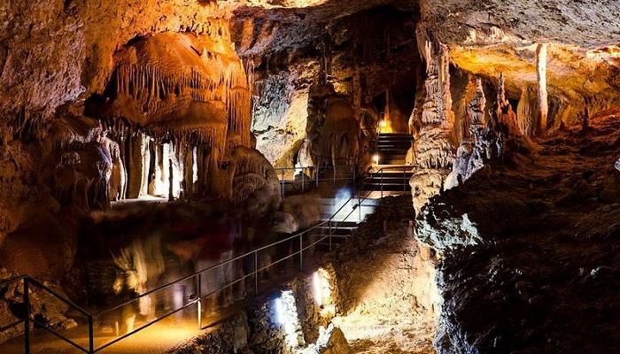 Джип туры к пещерам Крыма