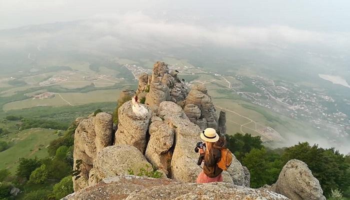 Джип туры к скалам Крыма