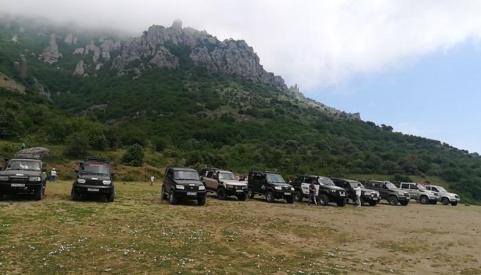 Джип туры в Крыму JeepingTour