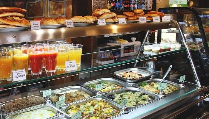 Фото Вкусно и недорого поесть в кафе Пит Стоп Алушта
