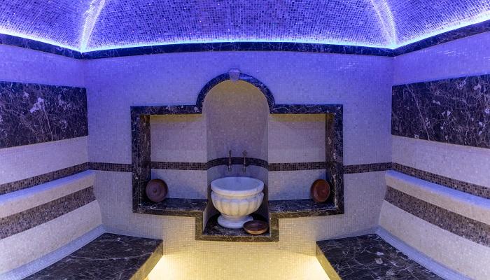 Хамам SPA отеля Лазурный в Алуште