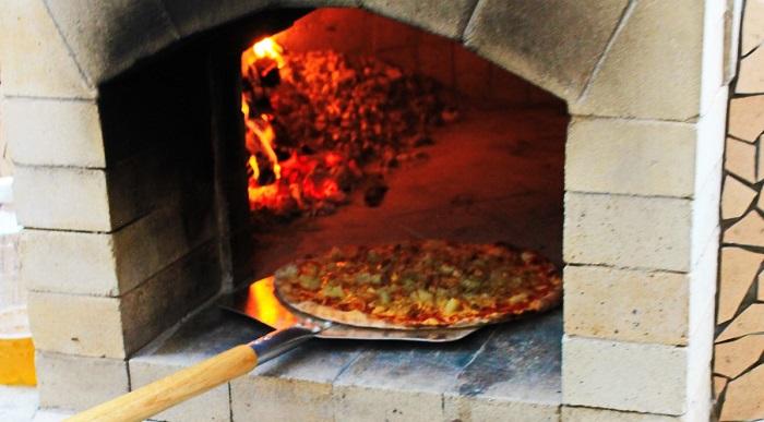 Фото Кафе Пицца Теплица Алушта