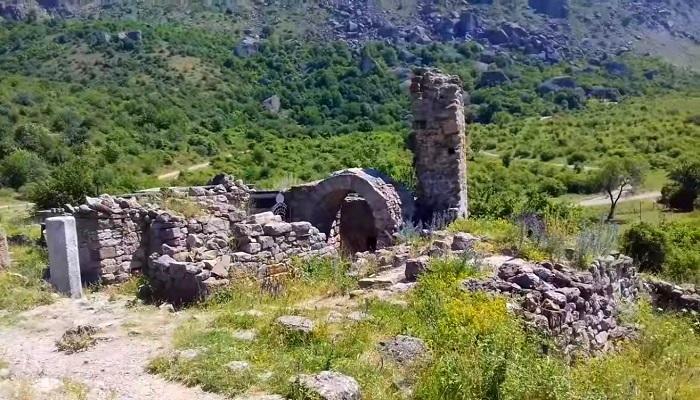 Фото Крепость Фуна Алушта