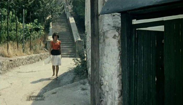 Лестница из фильма Кавказская пленица Алушта