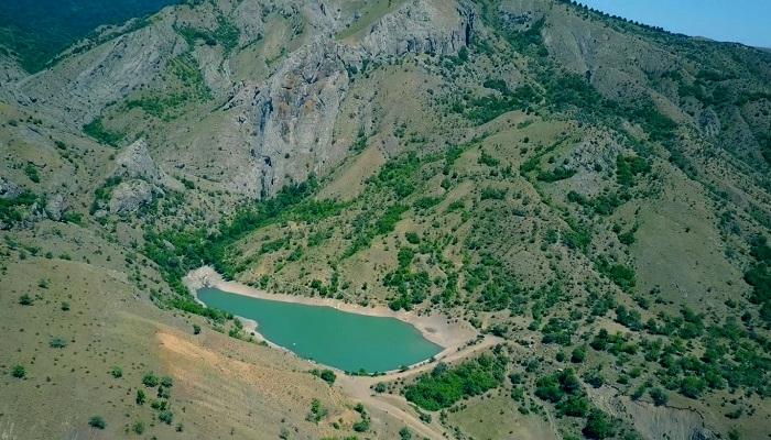 Фото Озеро в урочище Панагия