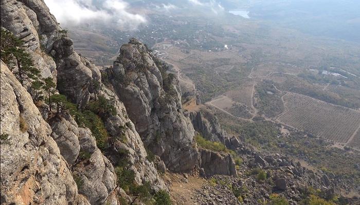 Фото Панорама окрестностей Демерджи