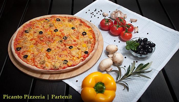 Фото Доставка пиццы Партенит