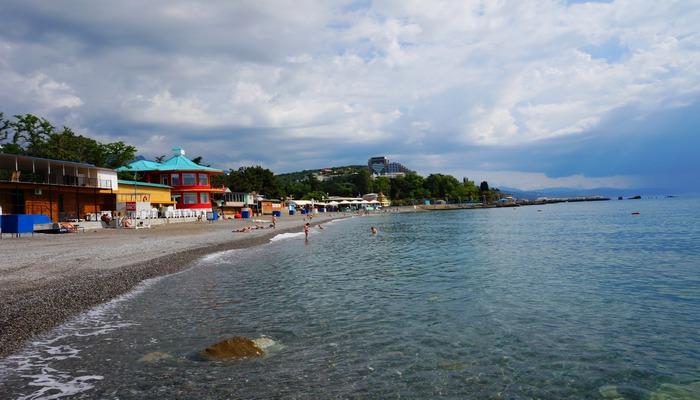 Фото Пляж Ласковый берег