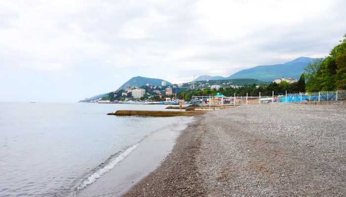 Фото Пляж Жемчужина