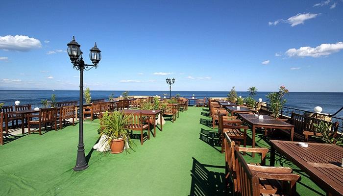 Фото Ресторан Корона Утес Крым