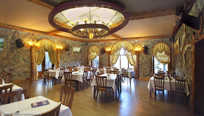 Фото Ресторан Лесной Алушта