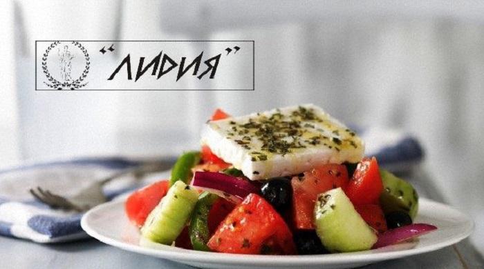 Фото Салат ресторан Лидия Крым