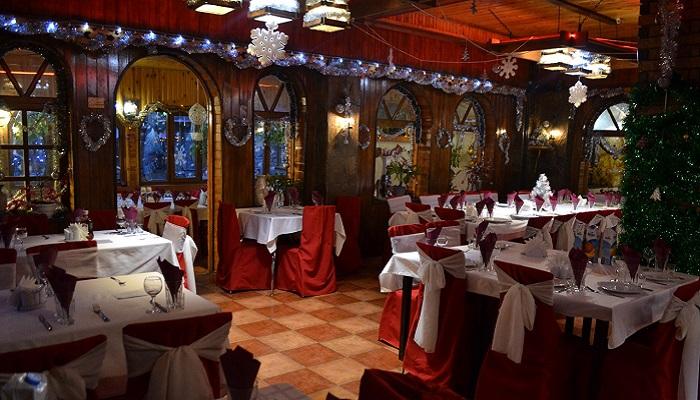 Фото Ресторан Наш Двор Алушта