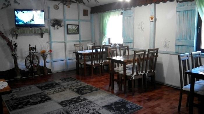 Фото Ресторан Подсолнухи Партенит