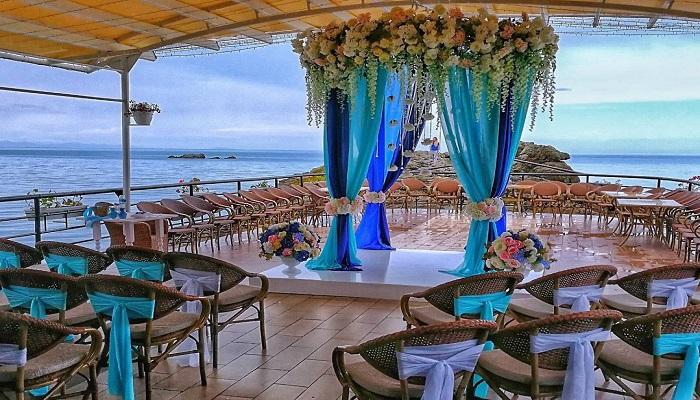 Фото Ресторан Санта Барбара Утес Крым