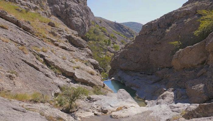 Фото Ванна Молодости Арпатское ущелье
