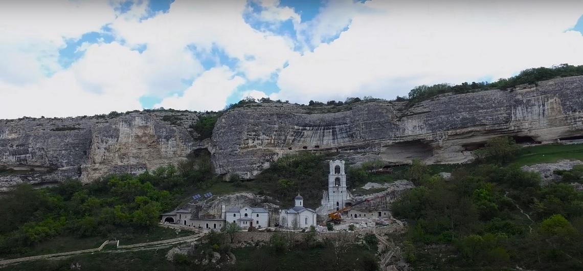 Свято-Успенский мужской монастырь в Бахчисарае