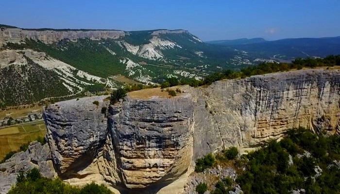 Фото БельбекскиЙ каньон в Крыму