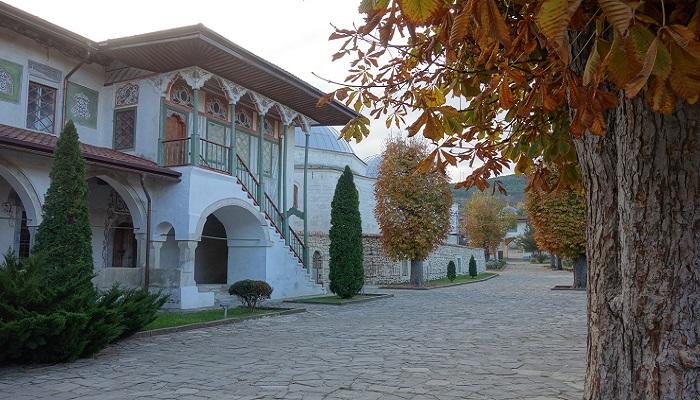 Ханский дворец в Бахчисарае 5