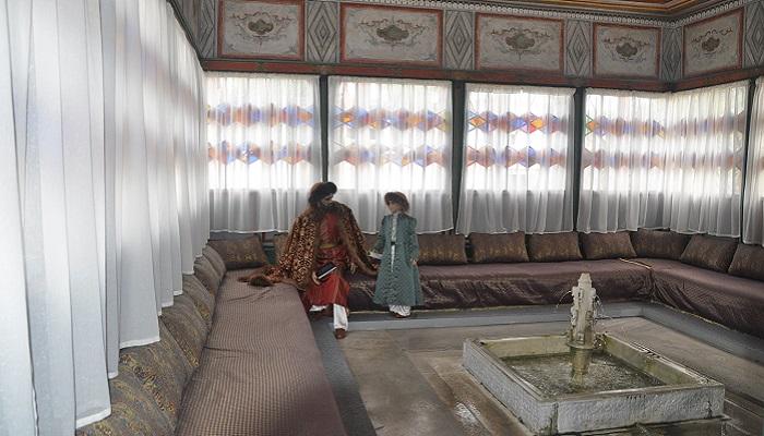 Ханский дворец в Бахчисарае 9
