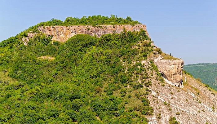 Фото Девичья крепость Крым