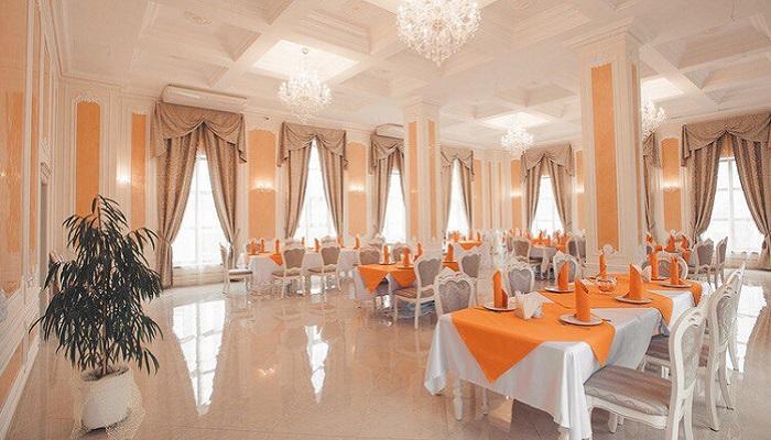 Фото Интерьер ресторана Бахчисарай в Крыму