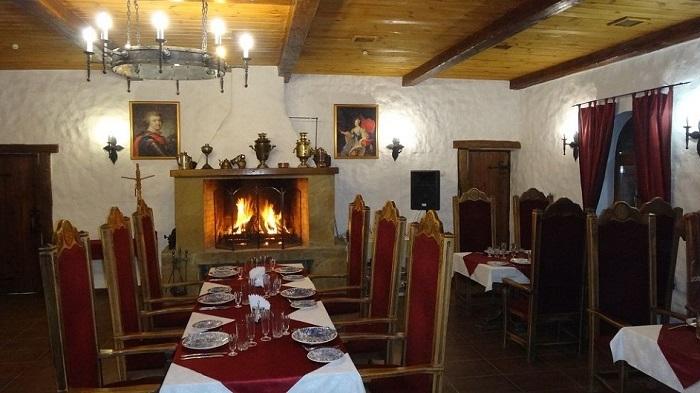 Фото Интерьер ресторана Верста Крым